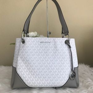 Michael Kors Large Nicole shoulder tote
